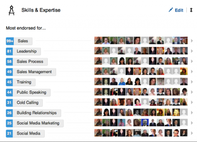 how to create a stand out linkedin profile